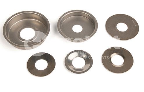 Melett product range - heat shields