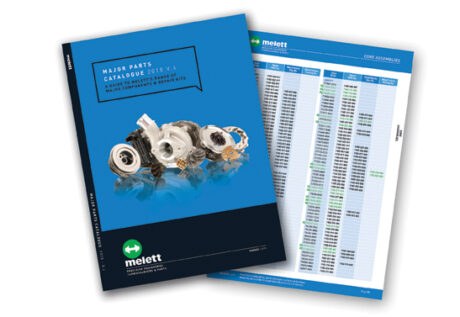 Melett Major parts catalogue