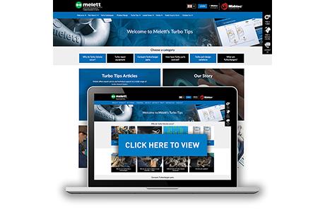 NEUE Melett Turbo Tips Webseite