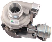 GT1544V Turbolader