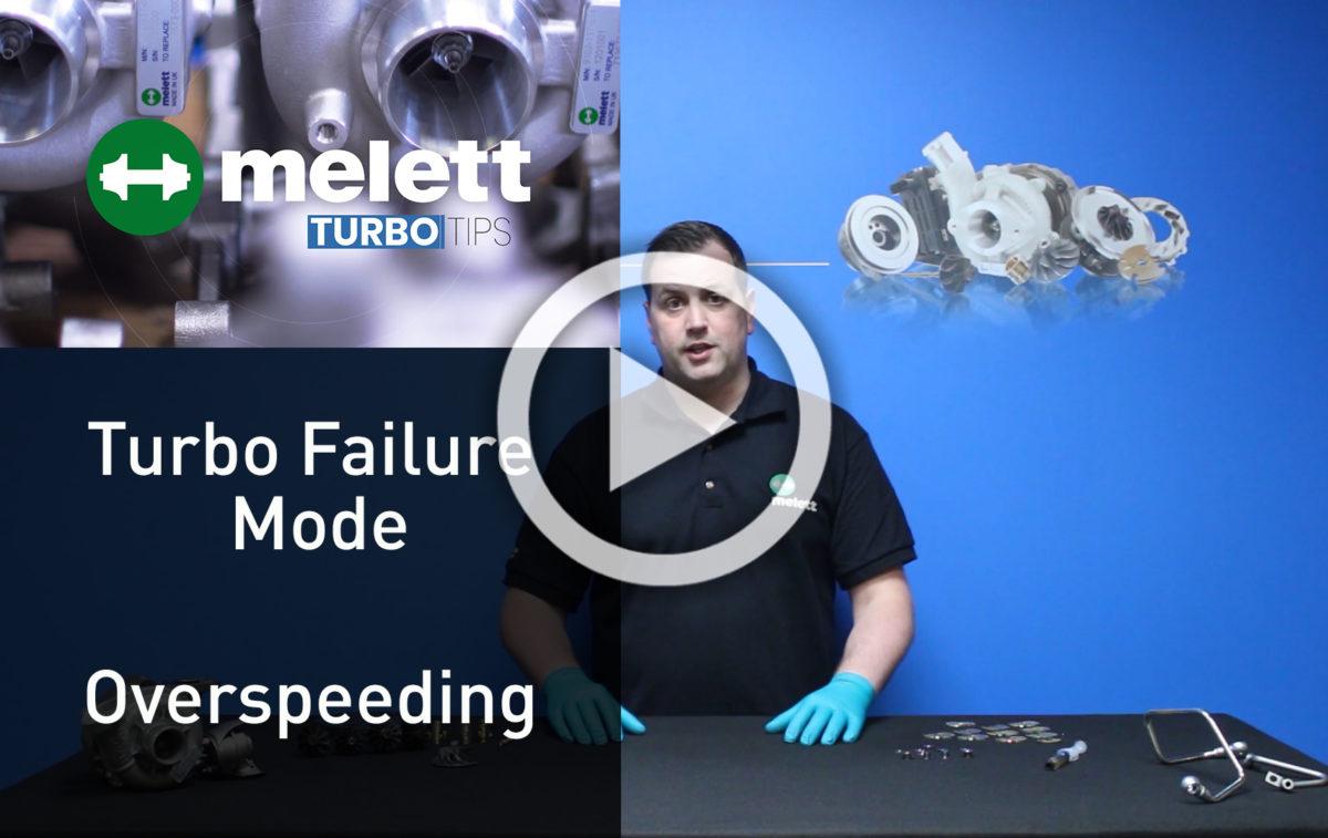 Wie führt eine Überdrehzahl zum Versagen des Turboladers? 🎥