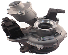 RHF5 Turbocharger